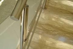 Corrimão Escada Caracol - 2 Travessas 01