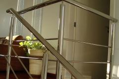 Corrimão Escada Caracol - 2 Travessas 02