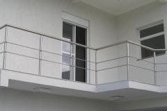 Corrimão Escada Caracol - 2 Travessas 05