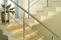 Corrimão Escada Caracol - 2 Travessas 07