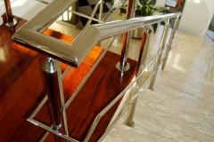 Corrimão Escada Caracol - 2 Travessas 08