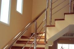 Corrimão Escada Caracol - 3 Travessas 04