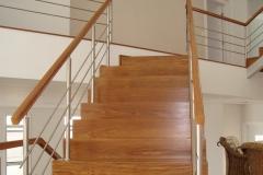 Corrimão Escada Caracol - 3 Travessas 06