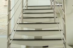 Corrimão Escada Caracol - 4 Travessas 06