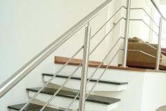 Corrimão Escada Caracol - 4 Travessas 07
