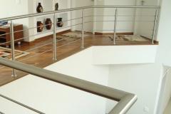 Corrimão Escada Caracol - 4 Travessas 08