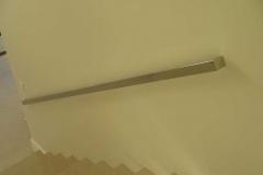 Corrimão em Aço Inox - Fixo para Alvenaria ou Vidro Temperado 04