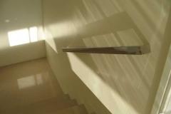 Corrimão em Aço Inox - Fixo para Alvenaria ou Vidro Temperado 05