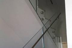 Escada Vidro / Corrimão de Vidro / Guarda-Corpo
