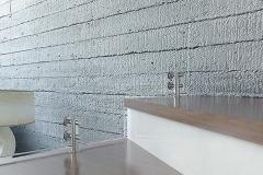 Guarda-corpo de vidro com Aço Inox - D SINGLE
