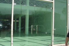 Portas de Vidro de Abrir