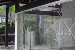 Portas de Vidro de Correr Stanley