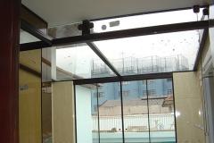 Teto de Vidro / Cobertura de Vidro / Toldo de Vidro