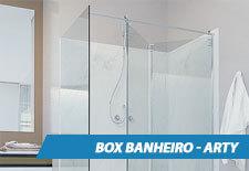 Box para Banheiro Inox - Arty