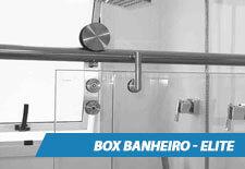 Box para Banheiro Inox - Elite