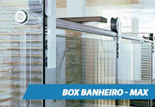 Box para Banheiro Inox - Max