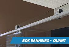 Box para Banheiro Inox - Quant