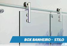 Box para Banheiro Inox - Stilo
