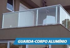 Guarda-Corpo de Alumínio