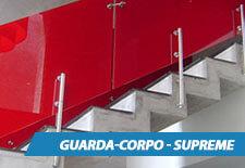 Guarda-Corpo de Vidro Supreme