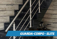 Guarda-Corpo de Vidro Elite