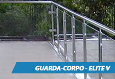 Guarda-Corpo de Vidro Elite V