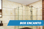 Box em Aço Inox