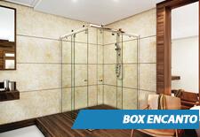 Box para Banheiro Encanto
