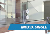 Guarda-Corpo - Inox D.Single