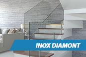 Guarda-Corpo - Inox Diamont