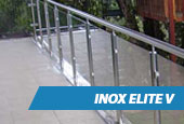 Guarda-Corpo - Inox Elite V